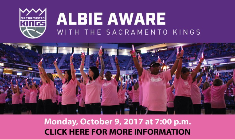 Breast Cancer Survivors Invited to Participate in Sac Kings