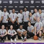 Sacramento Kings Mother's Day Clinic