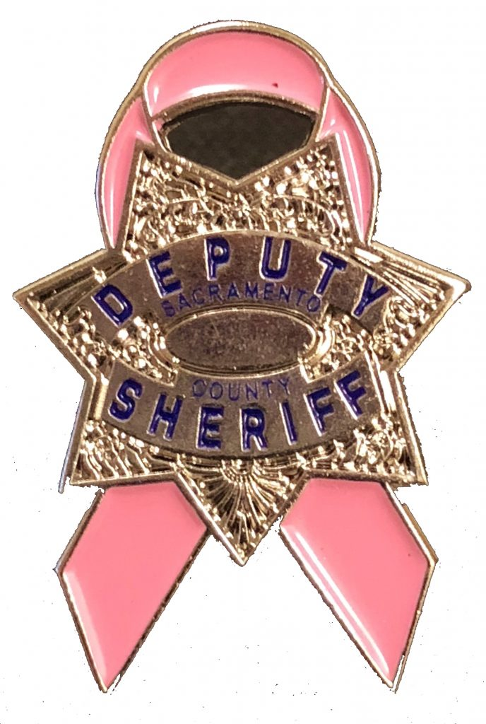 Pink Patch Project Pins