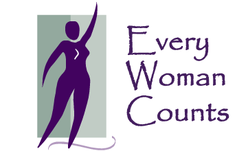 Every Woman Counts logo