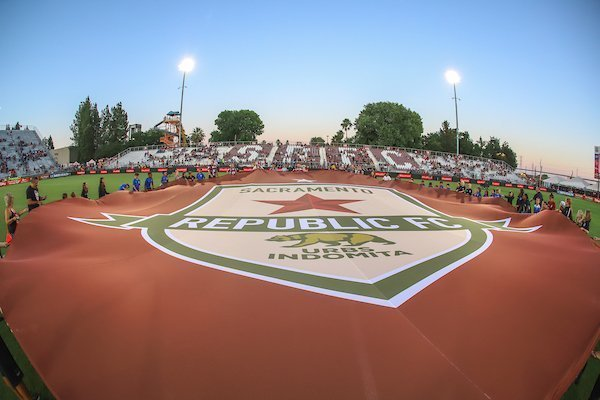 Sacramento Republic FC banner