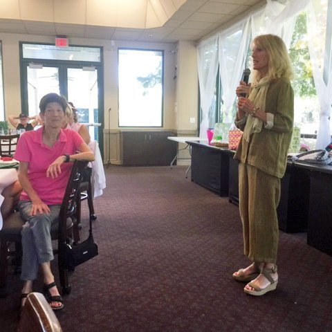 Amanda Nelson, Executive Director, Aware Breast Cancer Foundation