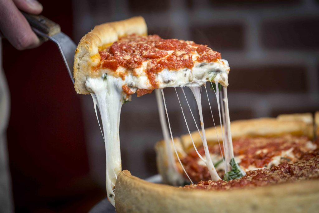Chicago Fire Pizza