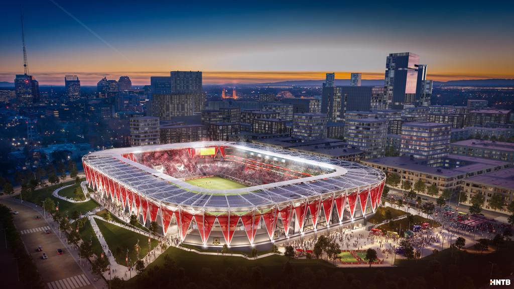 Sacramento Republic FC Stadium