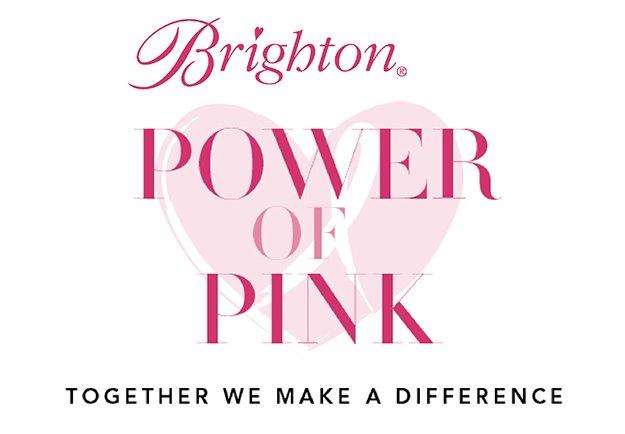Brighton Power of Pink