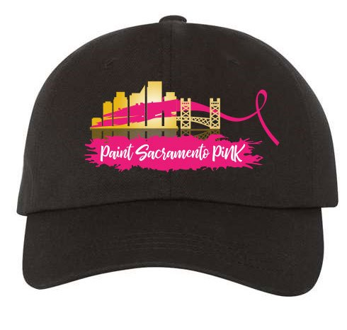 Paint Sacramento Pink Hat