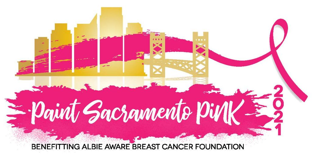 Paint Sacramento Pink 2021 Albie Aware